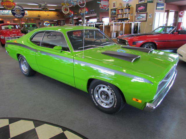 1971 plymouth duster 340 just restored used plymouth duster for sale in lynnwood washington. Black Bedroom Furniture Sets. Home Design Ideas