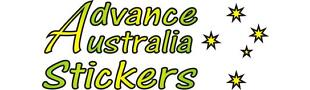 Advance Australia stickers