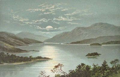 Antique Lithographs of Scotland