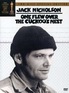 One Flew Over the Cuckoo's Nest (DVD, 20...