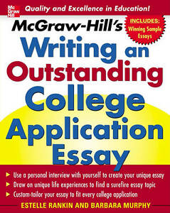 College application essay writing help mcgraw hill's