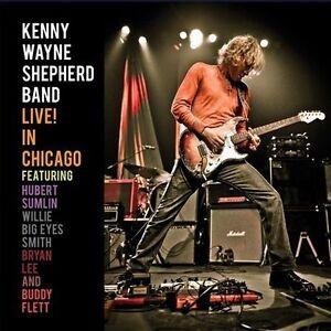 Kenny Wayne Shepherd - Live! In Chicago (Live Recording, 2010)