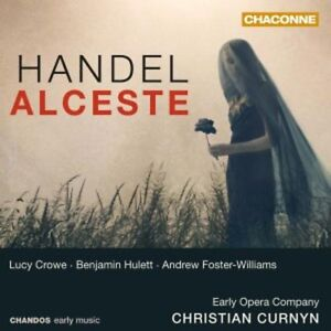 Händel: Alceste HWV 45. Early Opera Company, Curnyn, Crow (Audio CD, Neu & OVP)