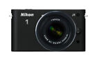 Nikon J1 10.1 MP Digital Camera - Black (Kit w/ VR 10-30mm f/3.5-5.6 Lens)