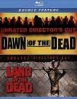 George A. Romero's Land of the Dead/Dawn of the Dead (Blu-ray Disc, 2012, 2-Disc Set)