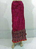 Womens Bohemian Long Skirts