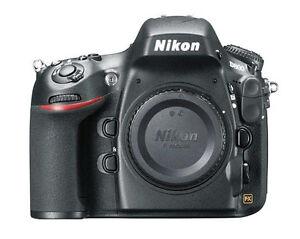 Nikon D Series D800 Vs. Nikon D Series D800E