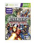 Marvel Avengers: Battle for Earth 2012 Video Games