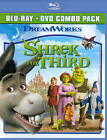 Shrek the Third (Blu-ray/DVD, 2011, 2-Disc Set)