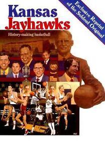 Kansas Jayhawks: History Making Basketball ~ Hendel, John