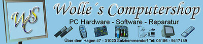 Wolle`s Handyshop