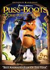Puss in Boots (DVD, 2012, Canadian)