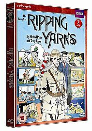 Ripping Yarns  The Complete SeriesDVD 1976 Good Condition DVD Clifford Ro - <span itemprop=availableAtOrFrom>Rossendale, United Kingdom</span> - Your satisfaction is very important to us. Please contact us via the methods available within eBay regarding any problems before leaving negative feedback. Any defects, damages, or mat - Rossendale, United Kingdom