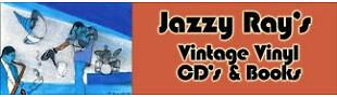 JazzyRay's Vinyl,Cds,Dvds and Books