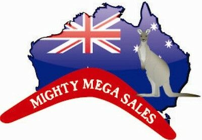 Mighty Mega Sales