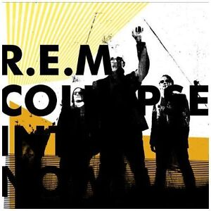 Collapse Into Now - R.E.M. - CD New Sealed