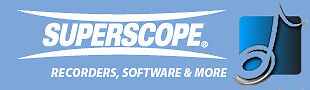 Superscope Recorders and More