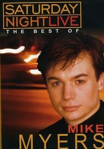 Saturday Night Live - Best of Mike Myers...