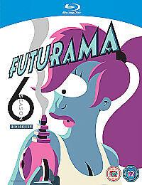 Futurama - Season 6 [Blu-ray] **NEW SEALED**
