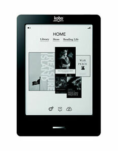 KOBO-Touch-eReader-2GB-Black-New-amp-Sealed