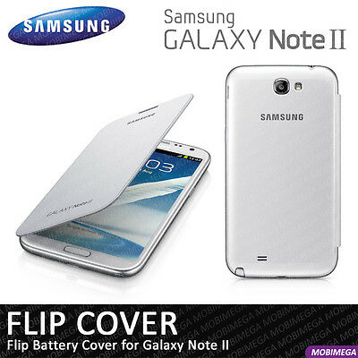 Samsung Flip Cover with NFC for Galaxy Note II 2 N7100