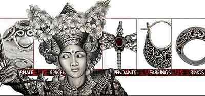 925 Bali Silver