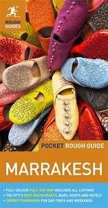 Pocket Rough Guide Marrakesh (Rough Guide Pocket Guides)-ExLibrary