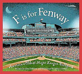F-Is-for-Fenway-Park-Americas-Oldest-Major-League-Ballpark-by-Jerry-Pallotta-2012-Hardcover-Jerry