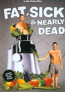 Fat, Sick & Nearly Dead (DVD, 2011)