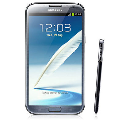 Ersetzt das Samsung Galaxy Note 2 einen Notizblock oder ist die Schreibfunktion reine Spielerei?