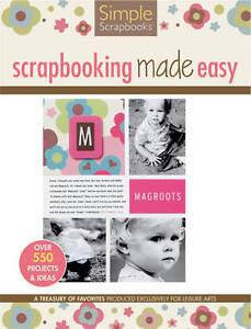 Very Good, Simple Scrapbooks: Scrapbooking Made Easy, Crafts Media LLC, Book
