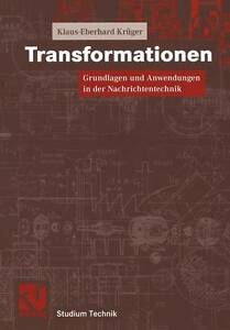 Transformationen by Klaus-Eberhard Kruge...