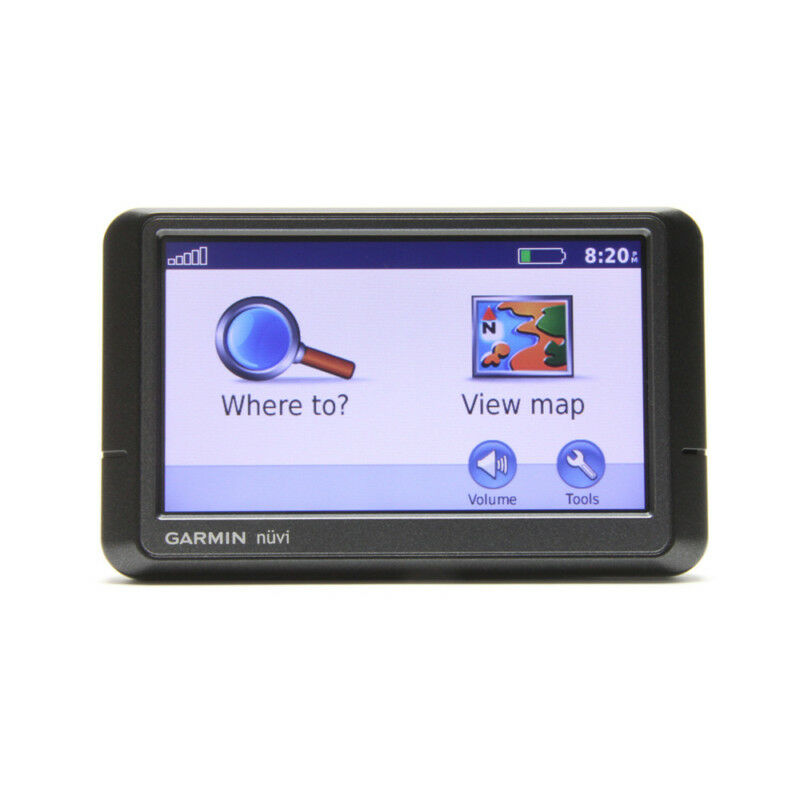 how to find garmin gps chipset type