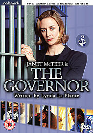 THE GOVERNOR - THE COMPLETE SECOND SERIES NEW REGION 2 DVD