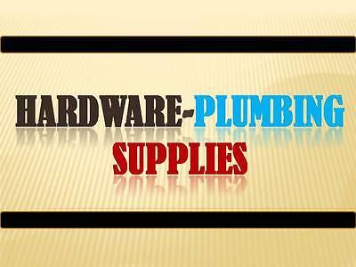 Hardware-Plumbing Supplies