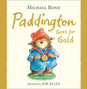Paddington-Goes-for-Gold-Paddington-Bond-Michael-New-Book