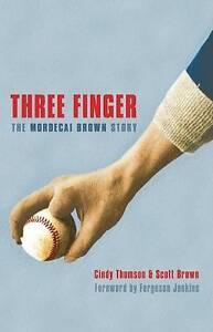Three Finger, Cindy Thomson