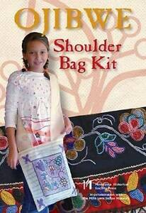 Ojibwe Shoulder Bag Kit by Minnesota Historical Society (Mixed media product,...