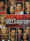 Grey's Anatomy - The Complete Fourth Season (DVD, 2008, 5-Disc Set)