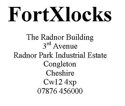 Fortxlocks