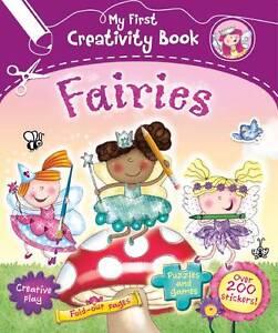 My First Creativity Book - Fairies ' Fiona Munro