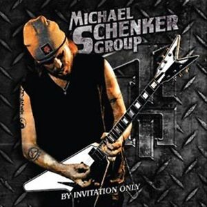 Michael-Schenker-Group-By-Invitation-Only-2011-CD-NEW-SEALED-SPEEDYPOST