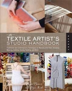 The Textile Artist's Studio Handbook, Visnja Popovic