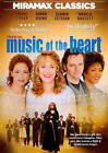 Music of the Heart (DVD, 2011, P&S)