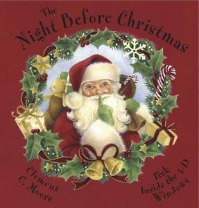 Very Good, The Night Before Christmas: Peek Inside the 3-D Windows, Clement C. M
