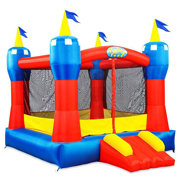 How to Buy a Bouncy Castle on eBay