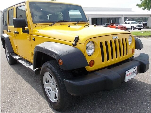 yellow black cloth right hand drive 4x4 4dr used jeep wrangler for sale in tallahassee. Black Bedroom Furniture Sets. Home Design Ideas