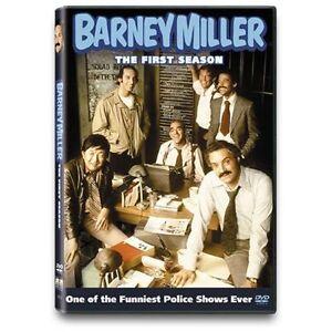 Barney Miller - Season 1 (DVD, 2003, 2-D...