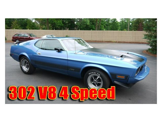 Used Cars Lansing Mi >> 1973 Ford Mustang Sports Roof Mach 1 Body On Restored Ford ...