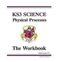 KS3-Physics-Workbook-Levels-3-7-by-CGP-Books-Paperback-1999